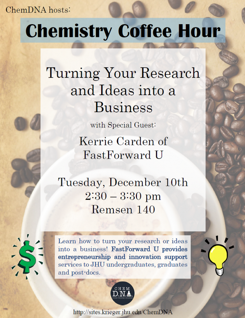 Coffee Hour Flyer