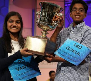 What makes a good speller (or a bad one)?