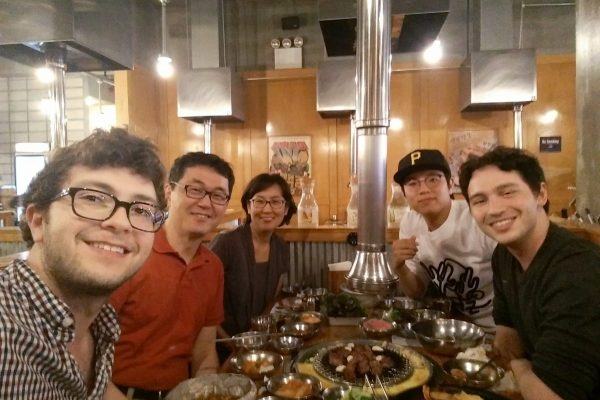 lab dinner 2016