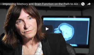 Video: Improving Memory and Brain Function on the Path to Alzheimer's Disease