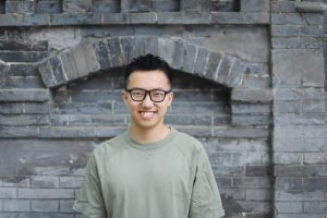 Wenrui Jiang joins the group