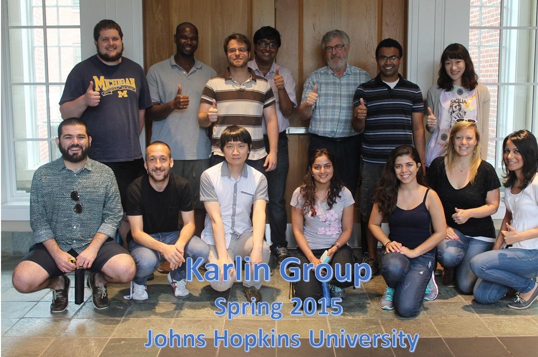 Karlin Group 2015