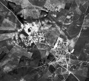 Corona satellite photograph of Kurd Qaburstan