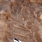 Neo-Babylonian/Achaemenid adult female burial.