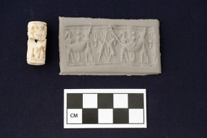 Mittani phase 2, Mittani Common Style cylinder seal.