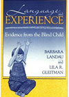 language of experience: evidence from the blind child book cover