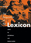 the acquisition of the lexicon book cover