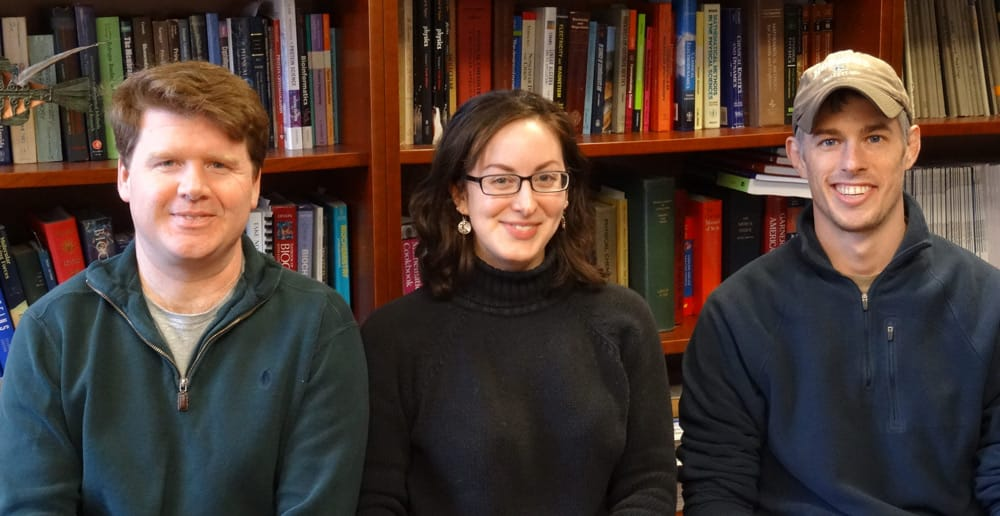 Eric, Selena, and Matt-January 2014