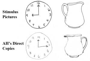 Representation of Visual Location and Orientation