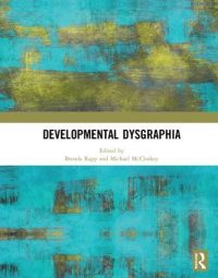 Image of Developmental Dysgraphia cover